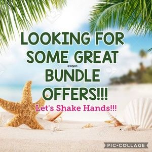 SEND IN YOUR OFFERS...LET ME WORK WITH YOU...🤗💗